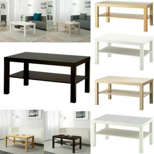 Ikea Nornas Coffee Table Pine 59x59 Cm For - Side Table With Storage Ikea