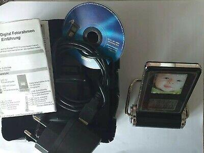 Beliebte Marke Mustek Pf-e150 Digitaler Bilderrahmen Mit Uhr Und Temperaturanzeige