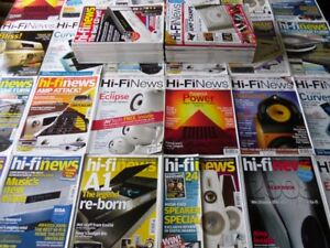 Details about 100's of HiFi & Audio Magazines ~ HI-FI NEWS & Record Review  ~ price for each