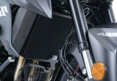 Suzuki GSX-S 750 2017 R/&G Racing black radiator guard cover protector