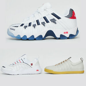 K-Swiss-Mens-Classic-Retro-Heritage-Sneakers-Trainers-From-Only-21-99
