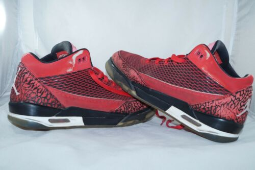 separation shoes 0453d 64e26 1 sur 8 Air Jordan Flight Club 80´s EU 44 US 10 Rot Basketball High Tops  599583