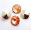 6pcs-14mm-Rivoli-Chaton-Acrylic-Rhinestone-CHOOSE-A-COLOUR miniature 8
