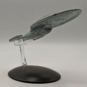 Eaglemoss-Star-Trek-U-S-S-VOYAGER-NCC-74656-Ship-6-No-Box-No-Magazine