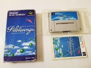 Nintendo Super Famicom Pilotwings Japan 0531A5
