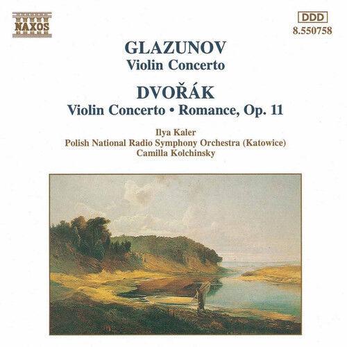1 of 1 - Ilya Kaler - Violin Concerti [New CD]