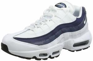 Dettagli su Nike Air Max 95 Essential, Scarpe da Running Uomo 749766 114 AIR MAX 95 ESS W