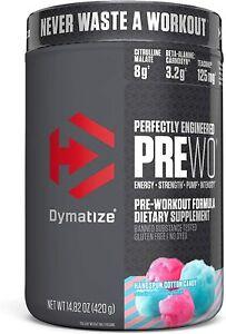 Dymatize Pre Workout Supplement Powder, Maximize Energy