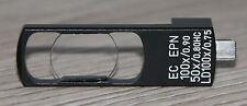 Zeiss Mikroskop Microscope DIC Schieber EC EPN 100x/0,9 50x/0,80HC (1170-902)