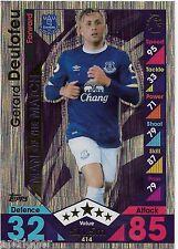 2016 / 2017 EPL Match Attax Man of the Match (414) Gerard DEULOFEU Everton