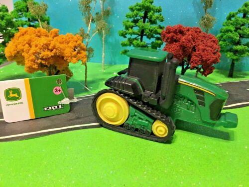 Ertl Tractor Rubber Crawler 9630T 1//64 Scale, Farm Toy John Deere