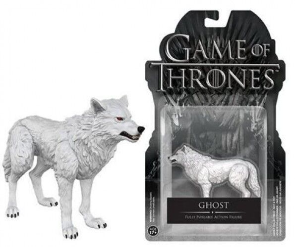 Funko Game of Thrones Ghost Action Figure