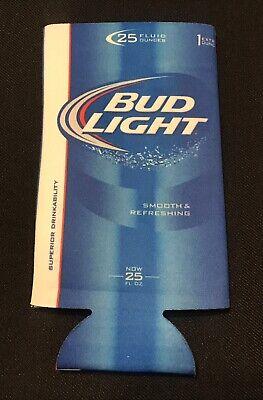 Budweiser 25 Oz Beer Can Koozie Coozie Insulator
