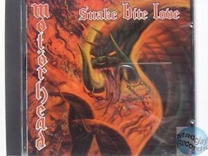 MOTORHEAD SNAKE BITE LOVE CD germany SPV 085-18892 CD