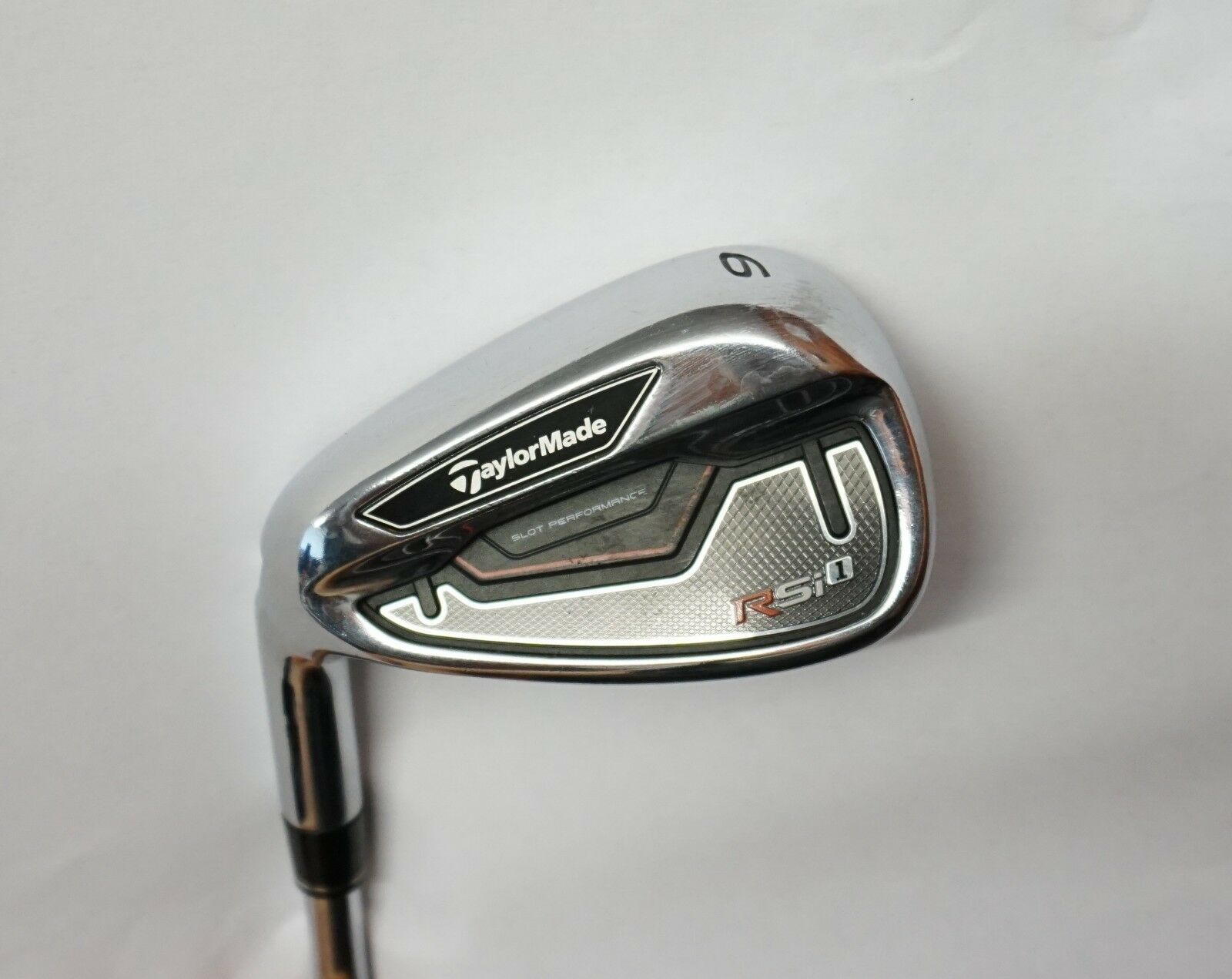 Left Handed TaylorMade RSi1 9 Iron RE AX Regular Steel Shaft