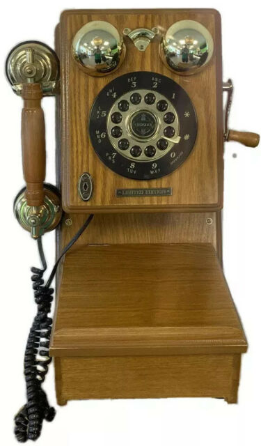 Crosley Cr92 Country Kitchen Wall Phone