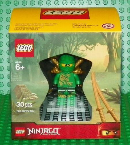 LEGO Chima City /& Ninjago 2014 Exclusive 4 Minifigure Cube: Super Heroes