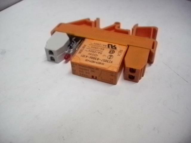Weidmuller 110162 Rs 30 24vdc Solid State Relay Module