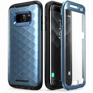 For Samsung Galaxy S7 Edge Clayco [Hera] Shockproof Case Cover Shell with Screen