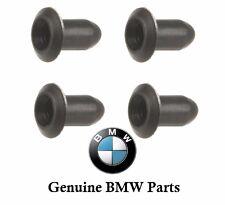 NEW BMW E10 E12 E21 E24 E28 E30 E31 E32 E34 Set of 4 Hood Trunk Emblem Grommets