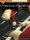 Christmas Favorites Sheet Music Easy Piano Play-Along Book and CD NEW 000311257