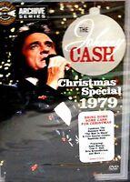 Johnny Cash - Christmas Special 1979 Dvd, Anne Murray, June Cash, Tom Hall