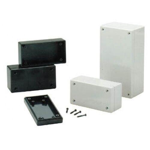 Caja G1068 Envase IN ABS Gris para Kit Electrónica 95X 48X 38