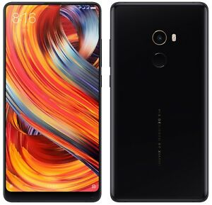 4e5501aade2 Xiaomi Mi Mix 2 64GB Black (FACTORY UNLOCKED) 5.99
