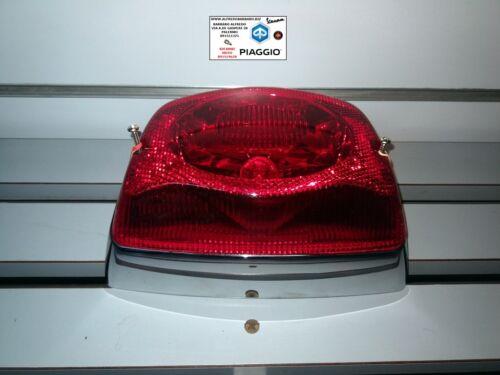 Gruppo fanale posteriore vespa lx 50-125-150 originale piaggio 58263R