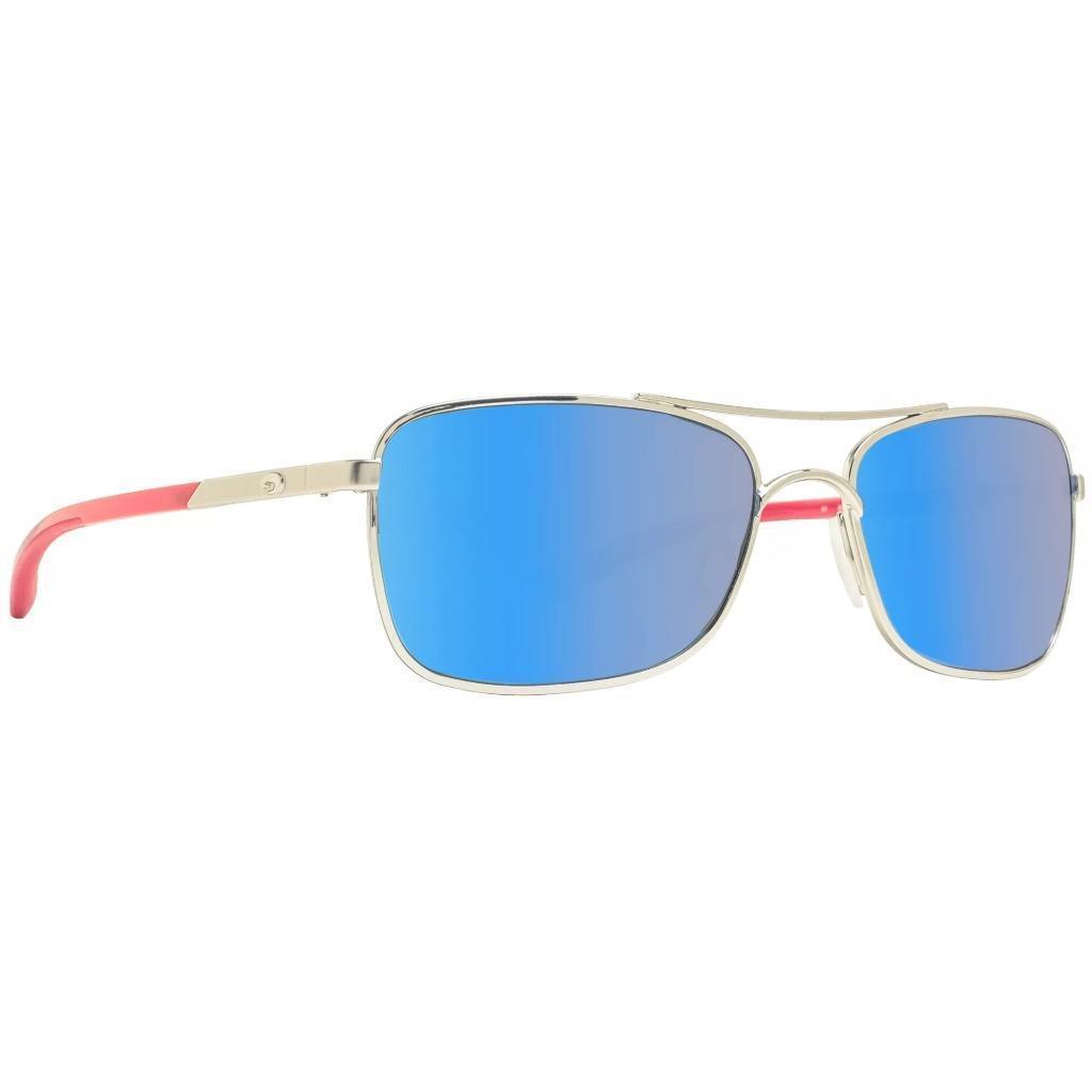 Costa Del  Mar Palapa Polarized Sunglasses 580G Palladium-Red bluee Mirror Glass  is discounted