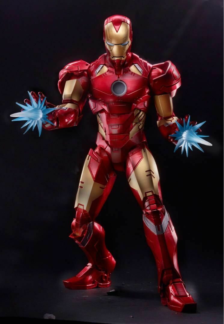 Hasbro Marvel Legends Series Iron Man 12-inch Action Figure  NEW   SEALED