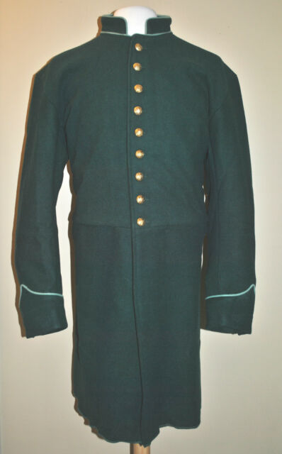 Berdans Sharpshooters Frock Coat 21 oz. Wool-Highest Quality - Size 46