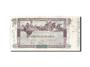 Billets-5000-Francs-type-Flameng-206598
