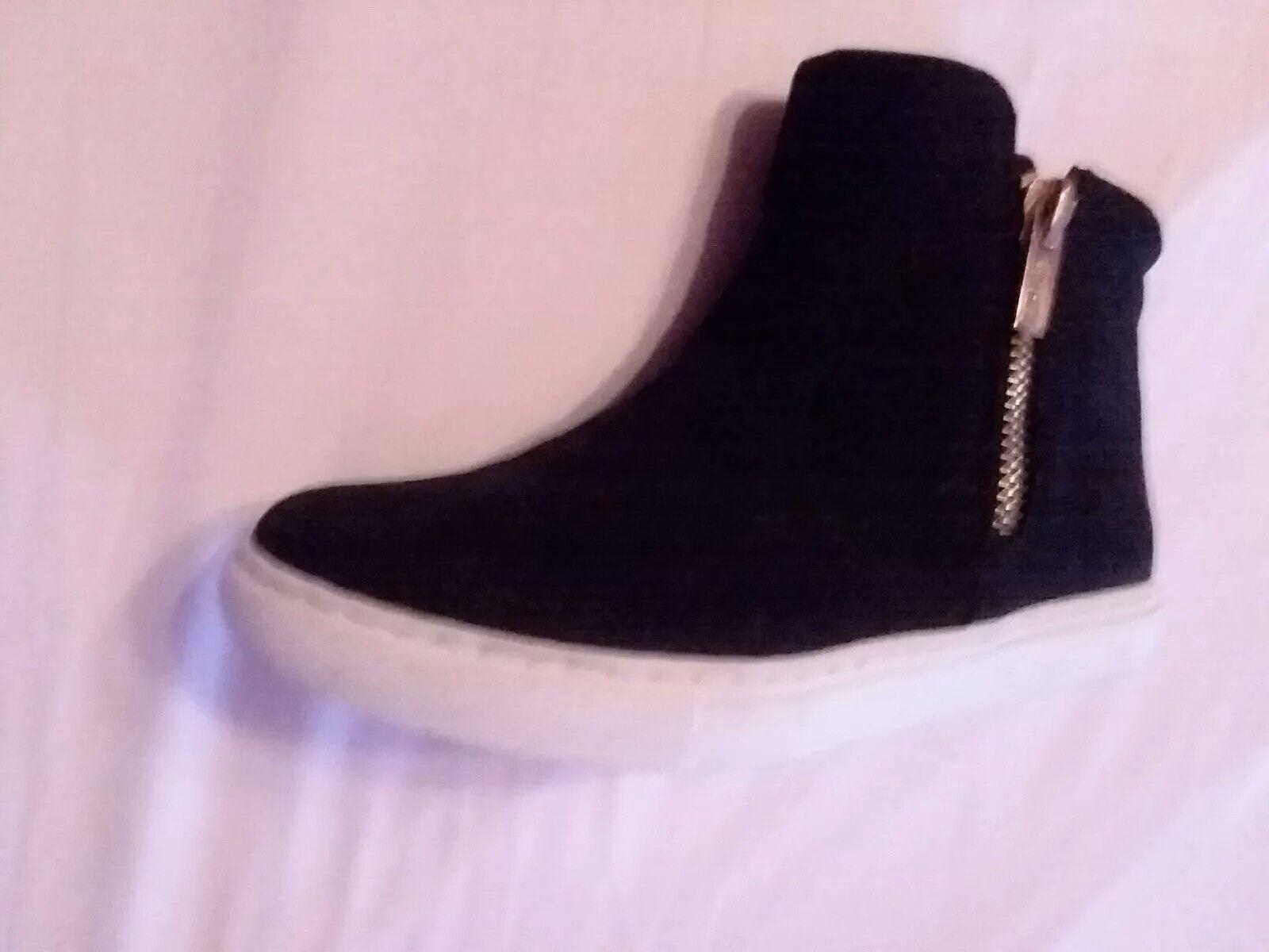 Kenneth Cole josie new York zip high top kiera femmes  sneakers