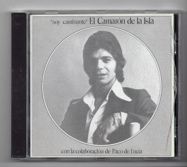 (JD903) Camaron De La Isla, Soy Caminante - 1997 CD