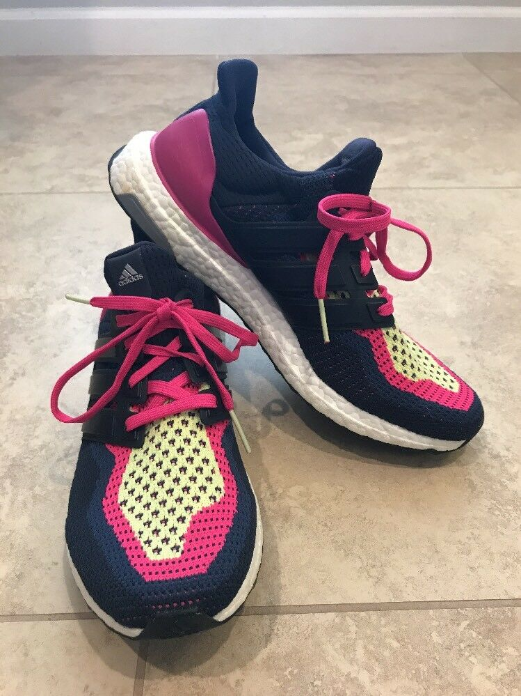 Adidas 'UltraBoost' Running shoes, Womens, Size 10, Retail