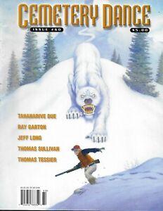 Cemetery-Dance-Magazine-Jeff-Long-Thomas-Sullivan-Ray-Garton-Tananarive-Due-2009