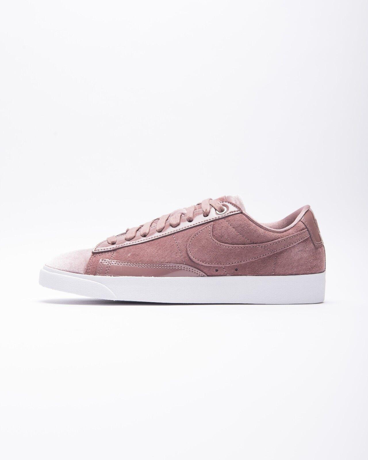 Nike WOMEN'S Blazer Low LX Smokey Mauve SIZE 8.5 BRAND NEW