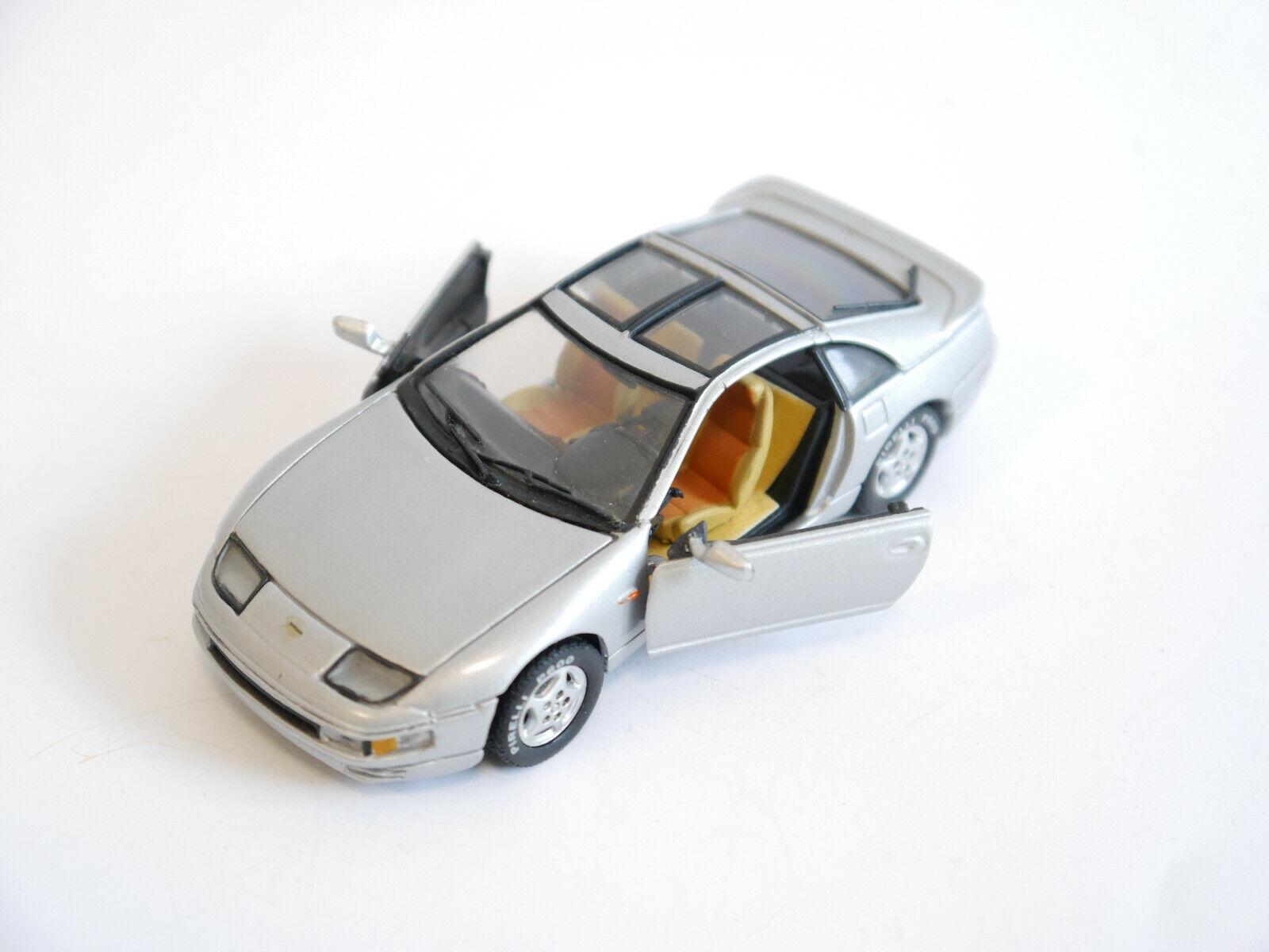 precios bajos Nissan 300 ZX Coupe plata platain plata Metallic, Metallic, Metallic, detalle Coches 1 43 fair lady Z  producto de calidad