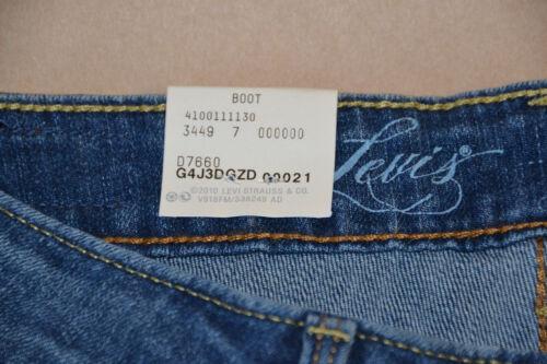 Pants X 30 Bootcut Sanfrancisco Free Fed kurve 29 Priority Kvinder Rip Levis Jean BSwIpBq