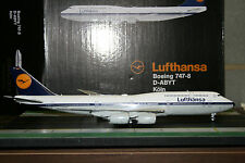 Gemini Jets 1:200 Lufthansa Boeing 747-8 D-ABYT 'retro' (G2DLH536) Model Plane