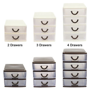 Plastic-Drawer-Small-Tower-Storage-Unit-Office-Cosmetic-School-Home-Organise