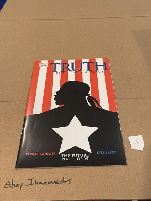 Truth: Red, White & Black #1 1st App Isaiah Bradley Black Captain America