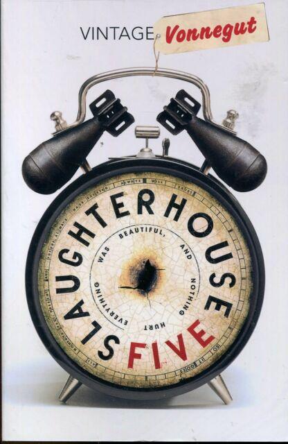 Kurt Vonnegut Slaughterhouse Five Paperback book NEW