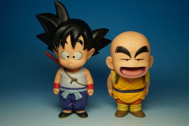 Banpresto Dragonball Dragon Ball Z Collection Goku Gokou Krillin Kuririn Figure