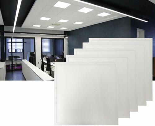 40W LED Panel 60x60 Ultraslim Pendel Deckenleuchte Trafo Dimmbar Seil Aufhängung