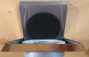 Mauerkasten dunstabzug edelstahl mm blower door test