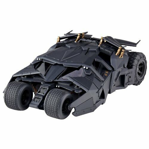 Batmobile Tumbler Batman Dark Knight Trilogie Modellauto 1 18 Kaiyodo MAR132074