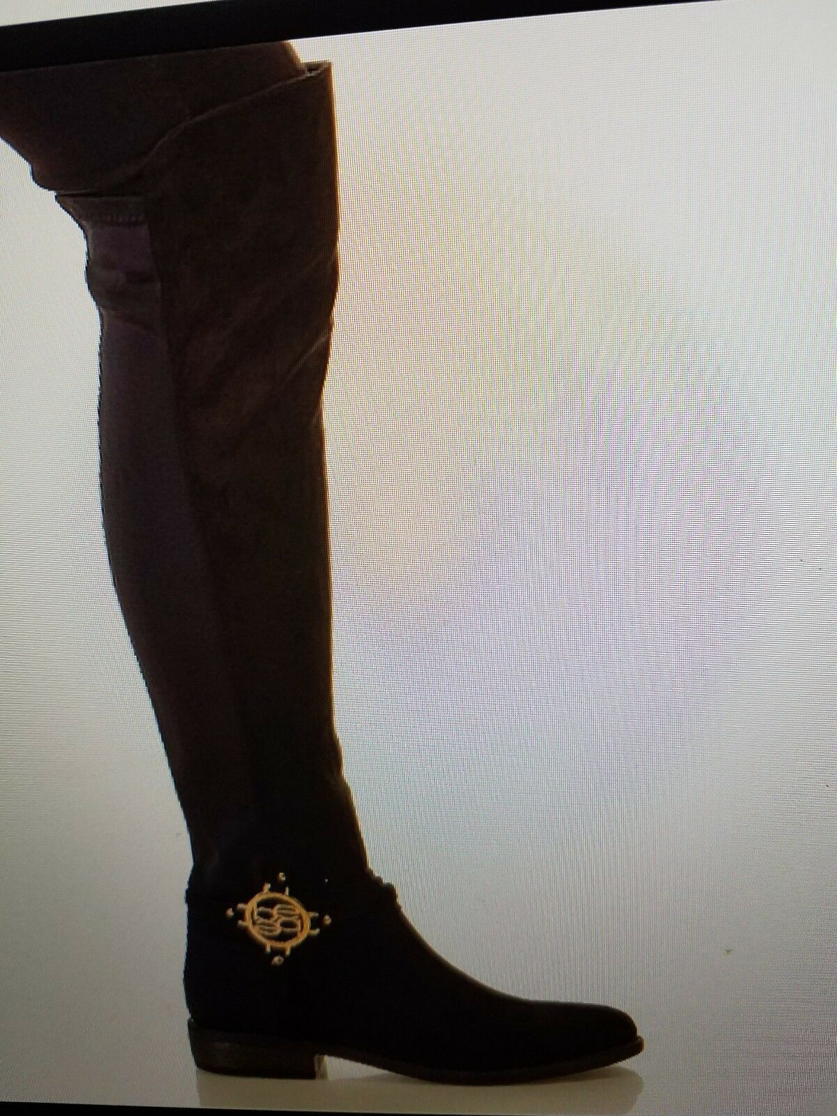 Bebe Knee High Boots 7  or 7.5