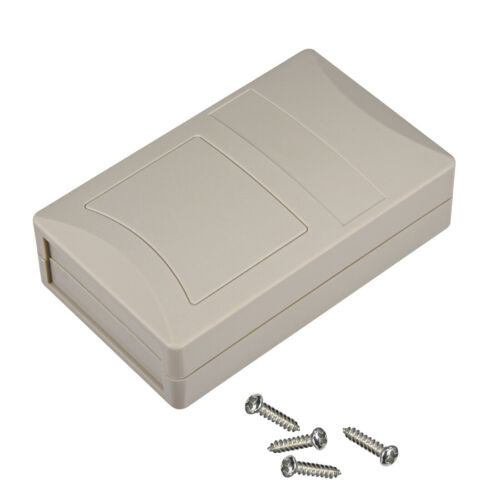Electronic ABS Plastic DIY Junction Box Enclosure Project Case Dustproof Gray
